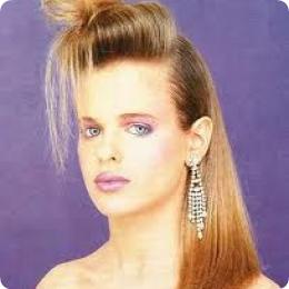 Прически 80-Х годов фото