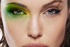 макияж смоки для зеленых глаз