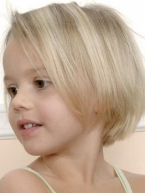 Модные и стильные причёски для девочек