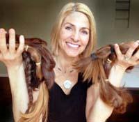 Фото несложных причесок на длинные волосы 16