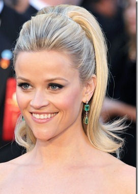 reese retro hairstyle 60s