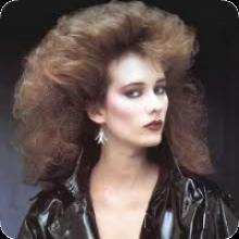Прически 80-х годов