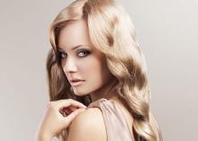 Экранирование волос здоровый вид