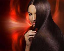 Бразильское кератиновое  выпрямления волос