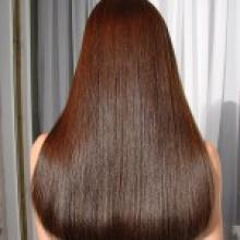 Домашнее ламинирование волос с желатином