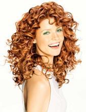 Мастер парикмахер - завивка волос