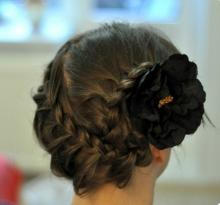 Технология плетения волос