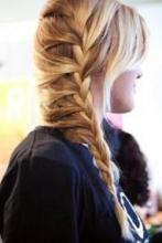 Плетение волос дома