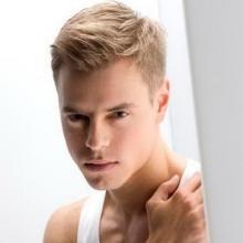 Стрижка мужская модельная