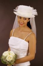 Дама со шляпкой
