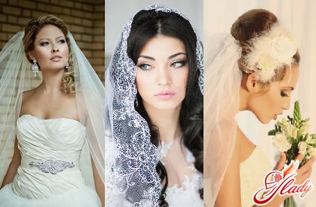 свадебные прически без фаты